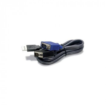 TRENDnet TK-CU10 KVM Cable - 3.05 m - 1 Pack