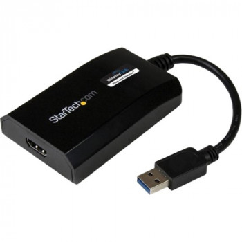 StarTech.com USB 3.0 to HDMI External Multi Monitor Video Graphics Adapter for Mac & PC - DisplayLink Certified - HD 1080p