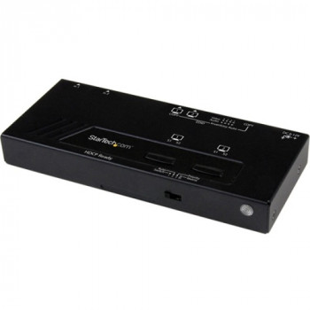 StarTech.com 2X2 HDMI Matrix Switch w/ Automatic and Priority Switching - 1080p