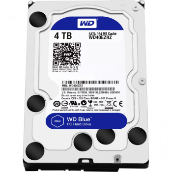 "WD Blue WD40EZRZ 4 TB 3.5"" Internal Hard Drive"