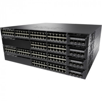 Cisco Catalyst 3650-24T 24 Ports Manageable Layer 3 Switch