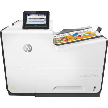 HP PageWide Enterprise 556dn Page Wide Array Printer - Colour - 2400 x 1200 dpi Print - Plain Paper Print - Desktop