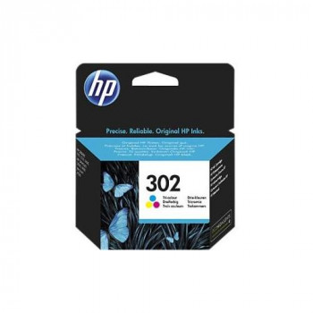 HP 302 Ink Cartridge - Tri-colour