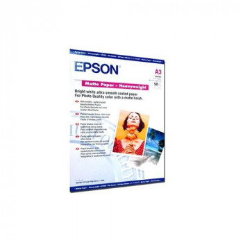 Epson Supplies paper A3 Matte Heavyweight