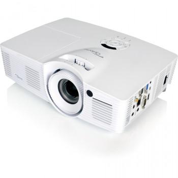 Optoma DU400 3D DLP Projector - 1080p - HDTV - 16:10
