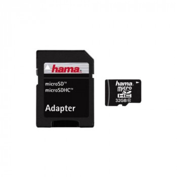 Hama HighSpeed Gold 32 GB microSDHC