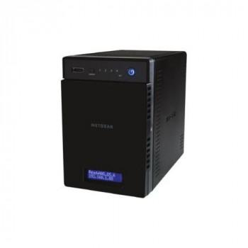 Netgear ReadyNAS RN214 4 x Total Bays NAS Server - Desktop