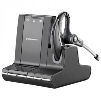 Plantronics Savi W730 Wireless DECT Mono Earset - Over-the-ear - Semi-open