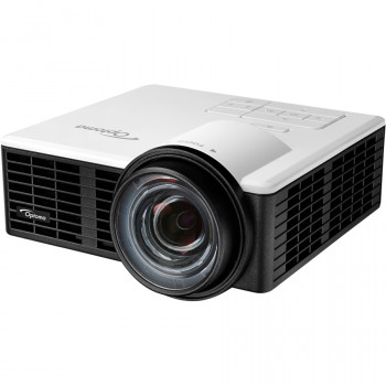 Optoma ML750ST 3D Ready DLP Projector - 720p - HDTV - 16:10