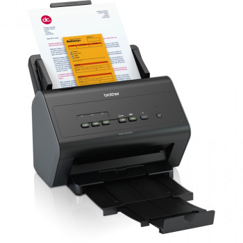 Brother ADS-2400N Sheetfed Scanner - 600 dpi Optical