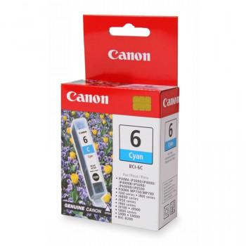 Canon BCI-6C Ink Cartridge - Cyan