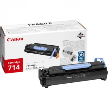 Canon No.714 Toner Cartridge - Black