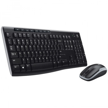 Logitech Wireless Combo MK270 Keyboard & Mouse