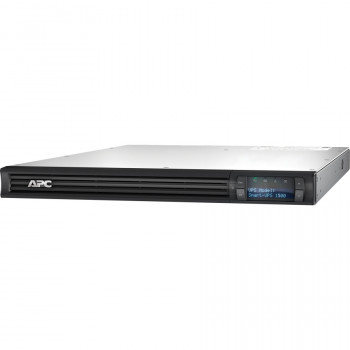 APC Smart-UPS Line-interactive UPS - 1500 VA/1000 W - 1U Rack-mountable