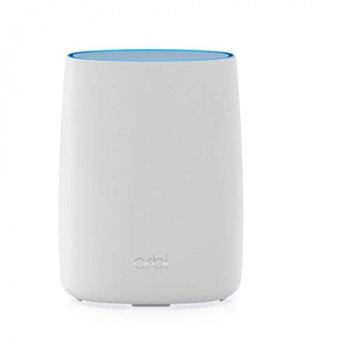 NETGEAR Orbi Tri-Band WiFi Router with 4G LTE Modem built-in (LBR20) for primary or backup Internet | Coverage up to 2,000 sq. ft. (175 m2) and 20+ Devices | AC2200 WiFi (up to 2.2Gbps)