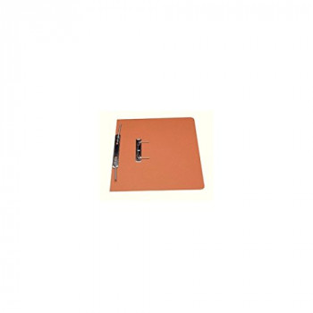 Invo Transfer Spring Files 315gsm Capacity 38mm Foolscap Orange Ref 400038550 [Pack 50]