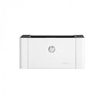 HP Laser 107a (A4) Mono Laser Printer 64MB 20ppm 10,000 (MDC) , White