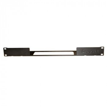 "DrayTek Vigor 19"" Rack Mount Bracket 1U High in Black"