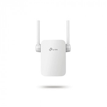 TL-Link AC1200 Universal Dual Band Range Extender, Broadband/Wi-Fi Extender, Wi-Fi Booster/Hotspot with 1 Ethernet Port and 2 External Antennas, Built-In Access Point Mode, UK Plug (RE305)