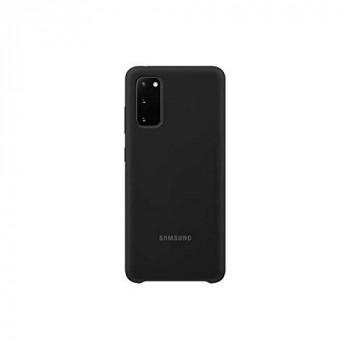 Samsung Original Galaxy S20 | S20 5G Silicone Cover/Mobile Phone Case - Black