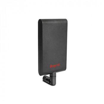 Dray Tek vANT2520 10dBi Directional Patch Antenna Black