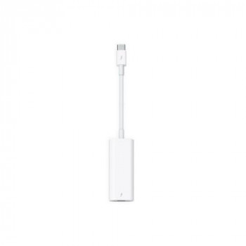 Apple Thunderbolt 3 (USB-C) to Thunderbolt 2 Adaptor (White)