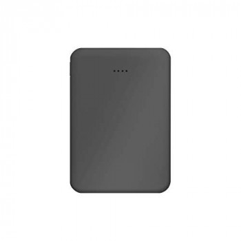 Juice 2 Charges Portable Power Bank, iPhone, Samsung, Huawei, 5000 mAh, Space Grey, JUI-PBANK-2-GRY-TES