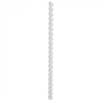 Fellowes Value A4 12mm Binding Combs - White (Pack of 100)