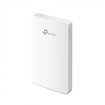TP-Link Omada AC1200 Wireless MU-MIMO+ Dual-Band Gigabit Wall-Plate Access Point, 802.3af/802.3at, Easily Wall Mount, Integrated into Omada SDN, Free EAP Controller Software (EAP235-Wall)