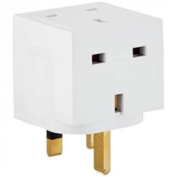 Tripp Lite Power Strip 2-Outlet Direct Plug British BS1363A 220-250V AC 13A (PS1B)