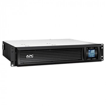 APC Smart-UPS SMC SmartConnect - SMC1000I-2UC - Uninterruptible Power Supply 1000VA (Rackmount 2U, Cloud enabled, 4 Outlets IEC-C13)