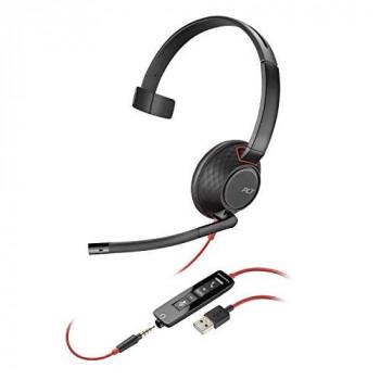 Plantronics Blackwire C5210 Mono USB PC Headset