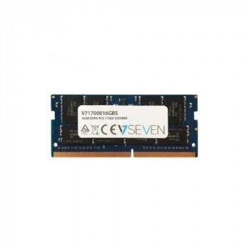 V7 V71700016GBS 16 GB DDR4 PC4-17000 2133 MHz SO DIMM Notebook Memory Module