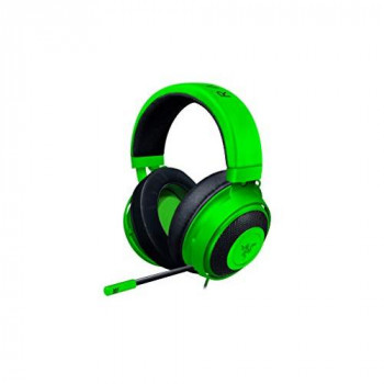 Razer Kraken - Gaming Headset with Cooling Gel Earpads for Ambitious Gamers (green)