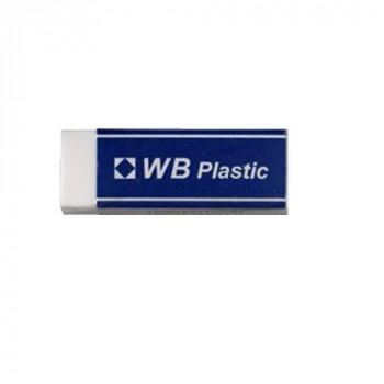 Value Plastic Eraser PK20