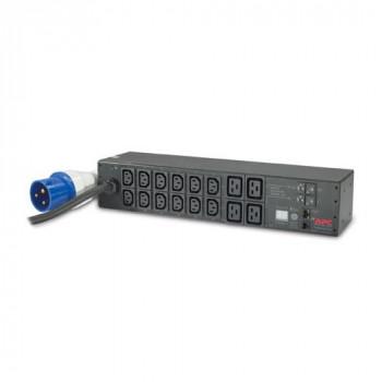 APC Metered Rack Power Distribution Unit 2U 32A 230V (12) C13 and (4) C19
