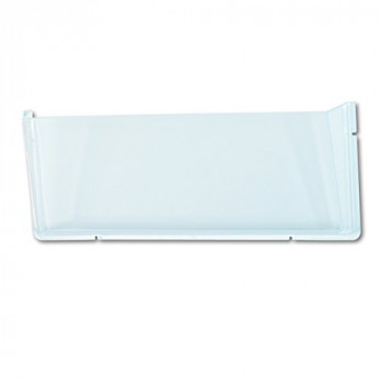 Deflecto 64301 Literature Wall Pocket Unbreakable Landscape A3 Crystal- Clear