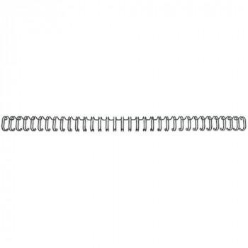 GBC WireBind Binding Wires 34 Loop 6 mm A4 55 Sheet Capacity Black (100 Pack)