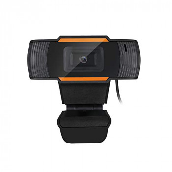 Adesso CyberTrack H2 480p Webcam with built in microphone