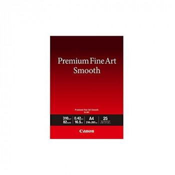 Canon FA SM1 A4 Fine Art Paper 310 g/m 25 Sheets
