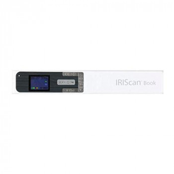 I.R.I.S. IRISCan Book 5 White 30PPM, 458739 (30PPM)