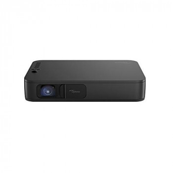 Optoma LH160 1500 Lumens Portable LED Projector - Black