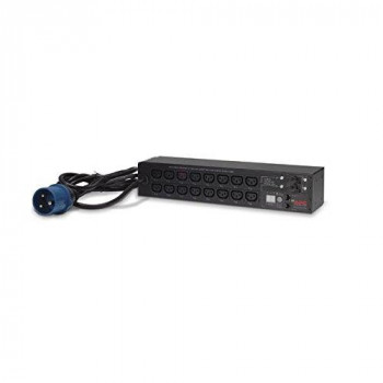 APC AP7922B 16AC Outlet 2U Power Distribution Unit - Black