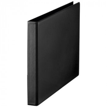 Esselte A3 Landscape Ring Binder 4 O Rings 25 mm - Black