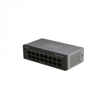 CISCO SYSTEMS SG110-16-EU SG110-16 16-PORT GIGABIT SWITCH - (Enterprise Computing > Switches & Hubs)