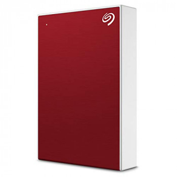 SEAGATE HDD External 5TB Plus Portable USB3 Red