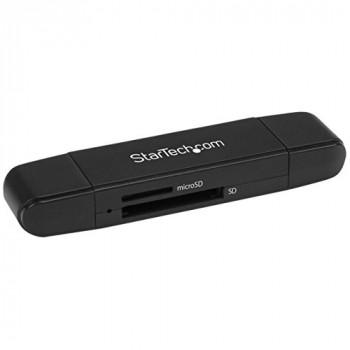 USB Memory Card Reader - USB 3.0 SD Card Reader - Compact - 5Gbps - USB Card Reader - MicroSD USB Adapter