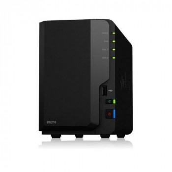 Synology DS218 dual bay All In One NAS Storage SoHo