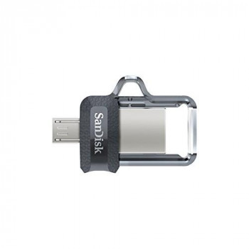 SanDisk SDDD3-016G-G46 16 GB Ultra Dual USB M3.0 Flash Drive