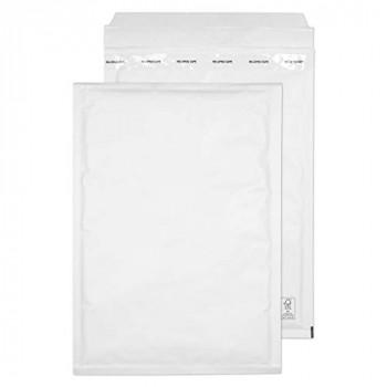 Blake Purely Packaging 340 x 240 mm Envolite Peel & Seal Padded Bubble Envelopes (G/4) White - Pack of 100